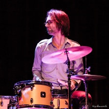 Rudi Fischerlehner, live at de Casino (BE) – March 27th, 2014 (Photo by Guy Danneel