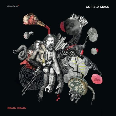BRAIN DRAIN Cover 2019